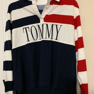 Womens authentic tommy shirt
